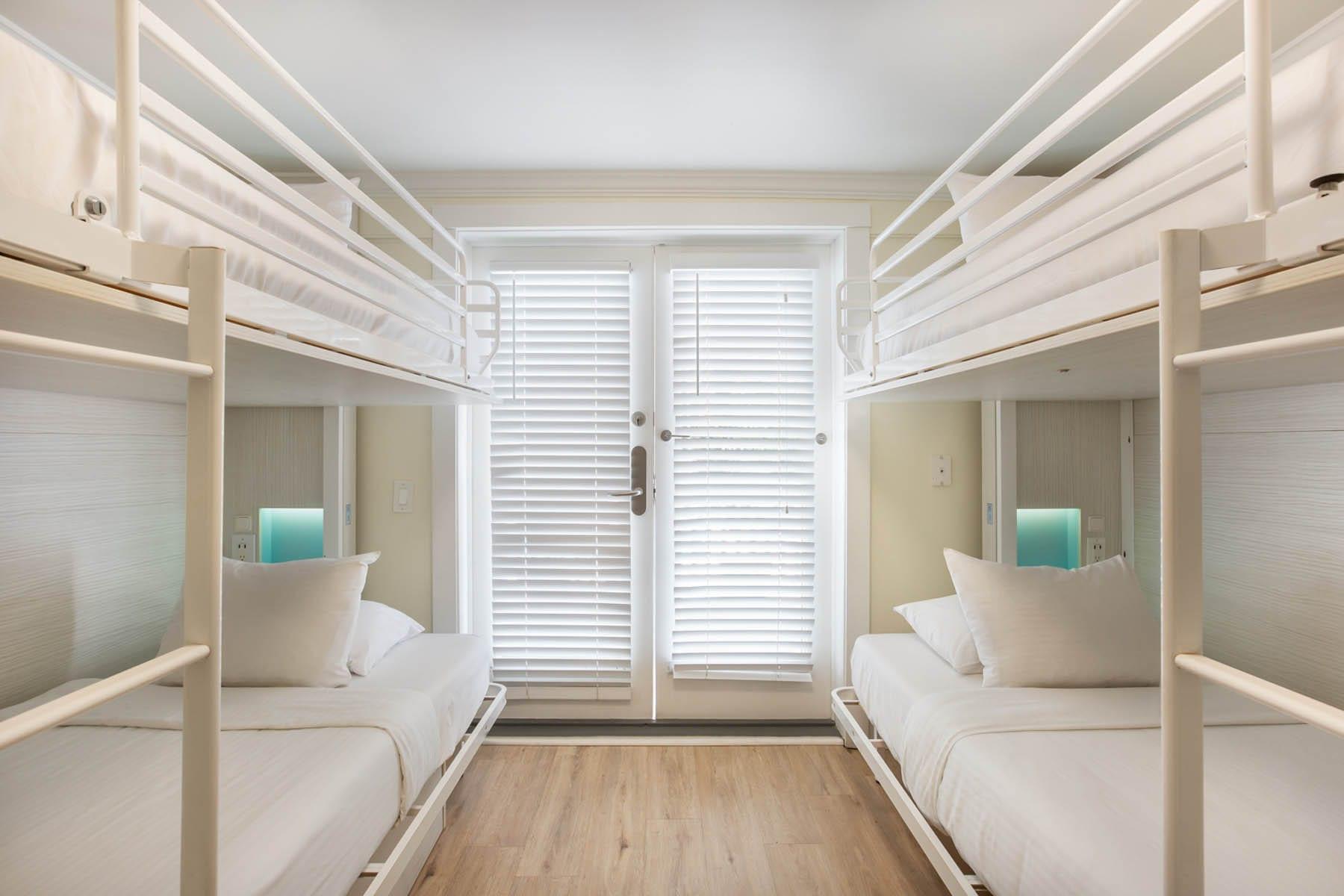 NYAH 4 Single Beds