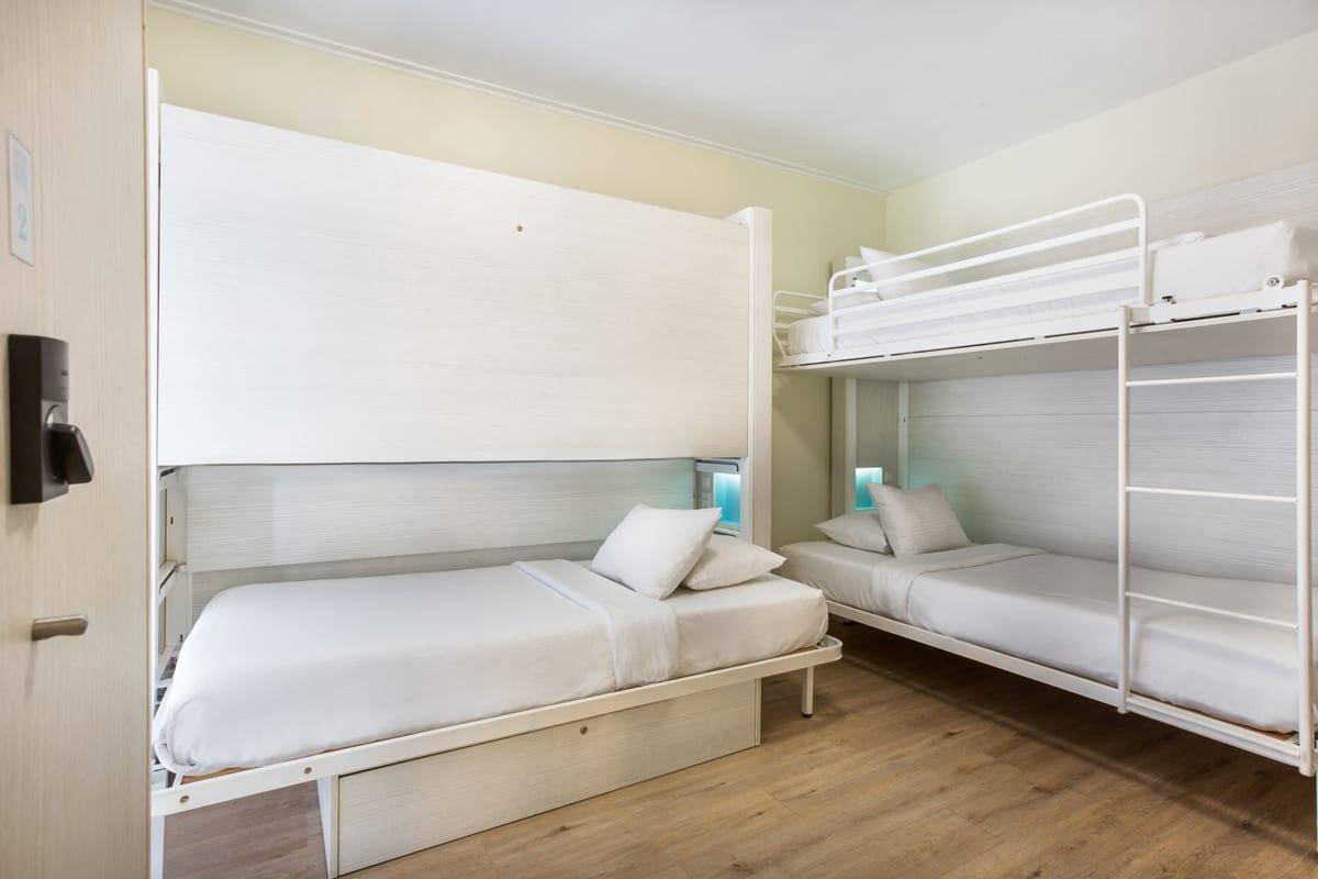 NYAH 3 single beds